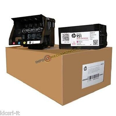 TESTINA DI STAMPA ORIGINALE HP CR323A OfficeJet Pro 8100 8610 8600 251 276