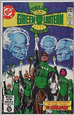 Tales of Green Lantern Corps  #1  CO.245E