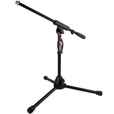Low Level Floor & Desktop Microphone Stand - Quality Tiger Brand