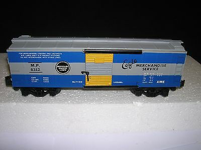 "American Flyer / Lionel "" MP Box Car "" used no box lot # 9569"