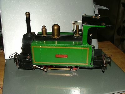 Mamod Etc O Gauge Loco Locomotive Railway Train Bernie Un Fired