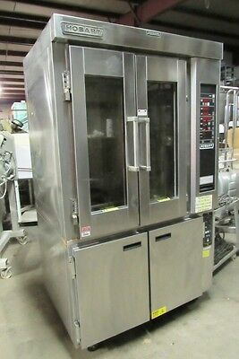 Hobart Mini Rotating Rack Oven HO300E and Proofer HPC800