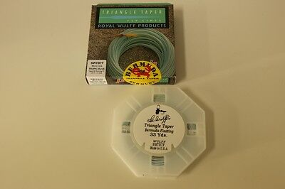 7 Wt. Royal Wulff Bermuda Triangle Taper Saltwater Floating Line
