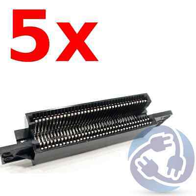 5X New 72 Pin Connector Replacement Cartridge Slot For Nintendo NES US Seller