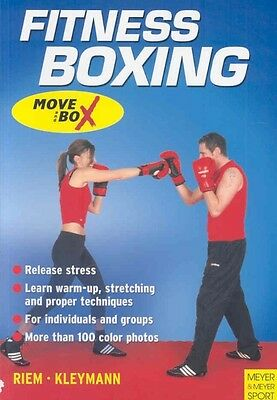 Fitness Boxing: Move and Box by Andreas Riem Paperback Book (English)