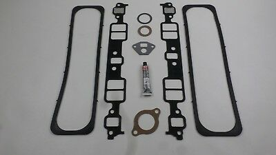 Victor Intake Manifold & Valve Cover Gaskets for SBC Chevy 5.0 5.7 TBI 85-95