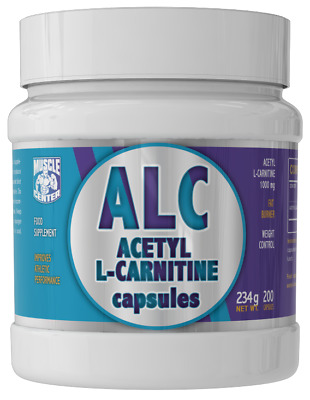 ALC MUSCLE CENTER 200 CPR- Super Fat Burner Termogenico Bruciagrassi Dimagrante