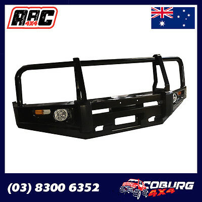 Toyota Landcruiser 80 Series AAC Bullbar , Airbag Tested , ADR Approved , Steel
