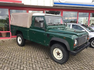 Land Rover Defender 110 Pick Up 06/2006 38000km VHB
