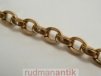 Armband Gold 750 Ankerkette - Vicenza Italien