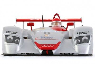 Slot.it  Audi R8 24h Le Mans 2000 limited M 1:32 neu
