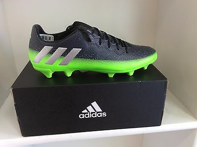 Adidas MESSI 16.3 FG firm ground soccer cleats 2016