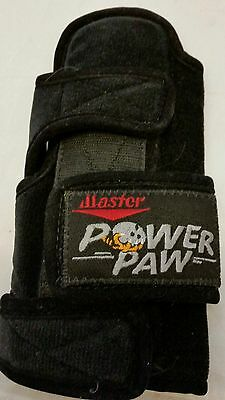 Master Power Paw Bowling Left Hand Support Large