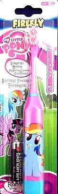 My Little Pony Battery Powered Toothbrush Turbo Power Age 6+ Soft