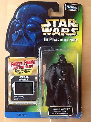 STAR Wars POTF Freeze Frame Rebel Fleet Trooper