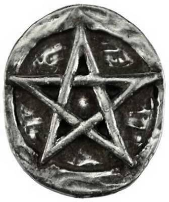 NEW Pentagram Pocket Stone Talisman
