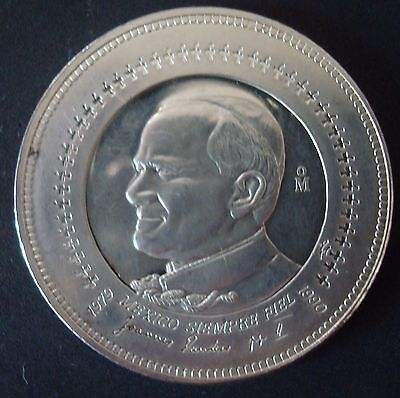 Mexico Oz Silver  Beautiful Coin Proof 1979 UNCIRCULATED