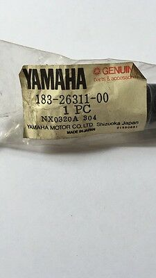YAMAHA YAS1 AS1 1965 1967 1968 1969 Twin Cyl Throttle Cable N.O.S Rare!