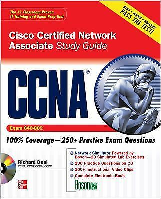 CCNA Cisco Certified Network : Exam 640-802 by Richard Deal