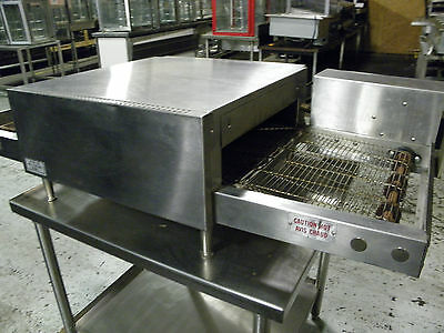 "Randell 401-M Power Bake 17"" Electric Pizza Sandwich Toasting Conveyor Oven"
