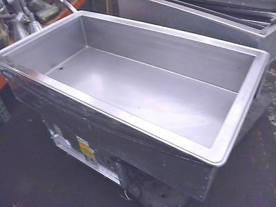 "Atlas Rm-3 45"" Drop In Cold Pan Refrigerated Salad Oilve Buffet Bar"