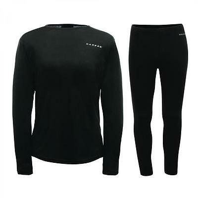 Dare2b Insulate Mens Base Layer Set Thermal Long Sleeve top & Trousers