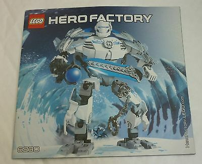 Lego Hero Factory 6230 - Stormer XL - INSTRUCTIONS ONLY