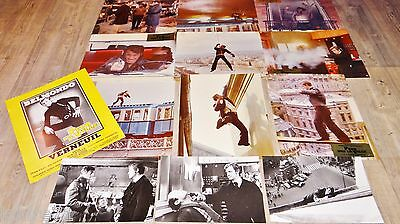 belmondo PEUR SUR LA VILLE ! rare photos cinema luxe lobby cards + photos presse