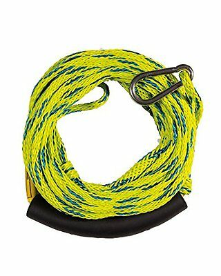 Jobe Unisex Two Person Tow Rope - Yellow