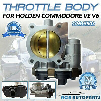 THROTTLE BODY FOR Holden Commodore VE 3 6L Alloytec LY7 LEO V6 Fly By Wire  GM