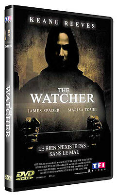 The Watcher DVD NEUF SOUS BLISTER Keanu REEVES James SPADER Marisa TOMEI