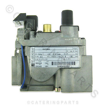 Blue Seal Gas Fryer Main Control Valve Gt46 Gt50 Gt60 Lpg Nat Gas 018089 018089K