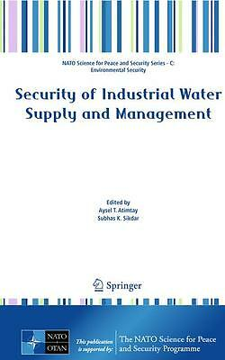 BUCH - Security of Industrial Water Supply and Management - Aysel T. Atimtay