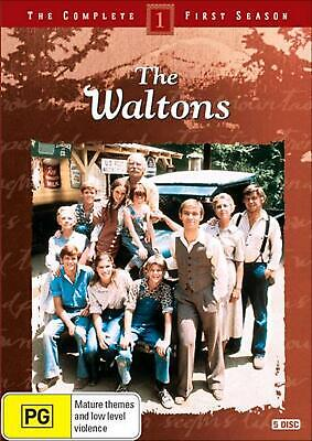 Waltons, The : Season 1 - DVD Region 4 Free Shipping!