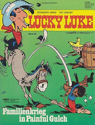 Lucky Luke - Comic Band 26 - Familienkrieg in Painful Gulch