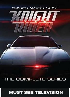 Knight Rider - The Complete Series New Dvd