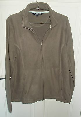 PETER STORM size 14 fleece top, trusted, v TIDY, FULL DETAILS