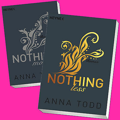ANNA TODD | NOTHING more + NOTHING less | After Band 6 + 7 (Buch)