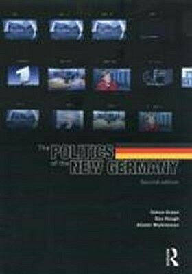 The Politics of the New Germany, Simon Green