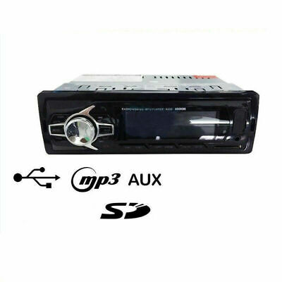 Stereo Auto Bluetooth Autoradio Fm Mp3 Usb Sd Aux Sd Card 45Wx4 6250
