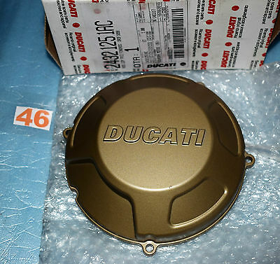 carter d'embrayage DUCATI Streetfighter 1098 / S  2010/2011 réf.24321251AC neuf