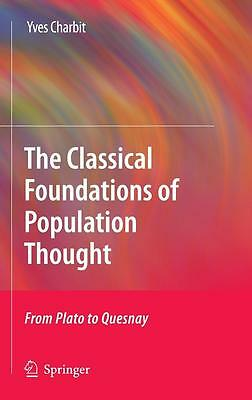 The Classical Foundations of Population Thought, Yves Charbit