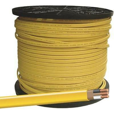 1000' 12/2 NM-B AWG Gauge Indoor Home Residential Building Wire Electrical Cable