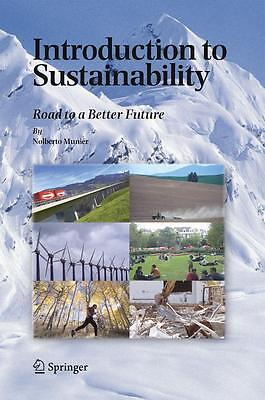 Introduction to Sustainability, Nolberto Munier