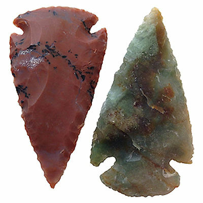 RMC Hand Knapped Arrow Head, 1 IN PACK!
