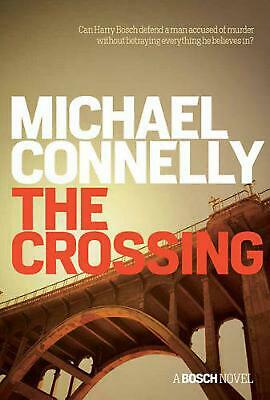 The Crossing by Michael Connelly Paperback Book Free Shipping!