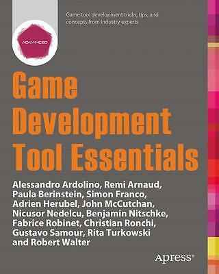 Game Development Tool Essentials, Alessandro Ardolino