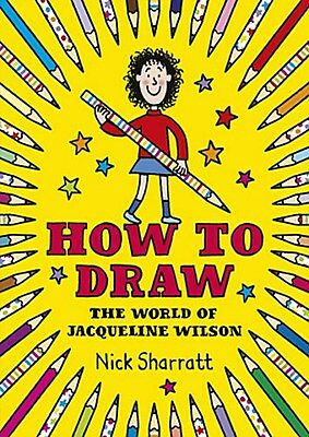 How to Draw Nick Sharratt