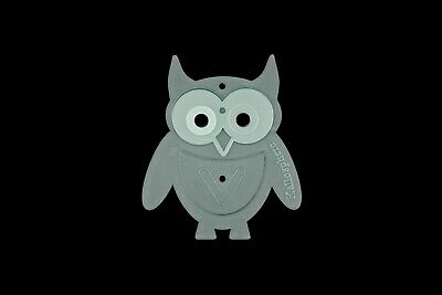 An acrylic owl template - appliqué/sewing/quilting/paper craft