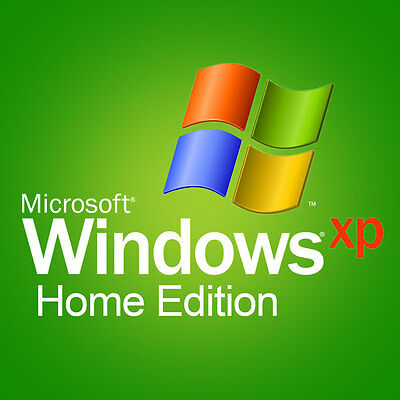 Windows XP Home Edition w/SP3 Install Restore Boot Recovery CD Disk Disc